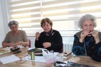 MODELLER - 'Altın Kızlar' Sergiye Hazırlanıyor