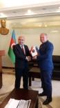 SAVAŞ SUÇLUSU - Asimder, Başkonsolos Guliyev'i Ziyaret Etti