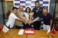 TAHA AKGÜL - Avrupa Şampiyonu Taha Akgül, Acıbadem Hastanesi'nde Rutin Kontrollerini Yaptırdı