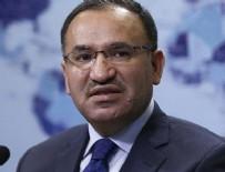 FETHULLAH GÜLEN - Bakan Bozdağ, ABD'den Gülen'in iadesini istedi