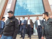 GÖNÜL KÖPRÜSÜ - Başakşehir Belediyesi Heyetinden Malazgirt'e Ziyaret