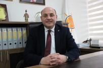 İSLAM ALEMİ - Başkan Ali Çetinbaş'tan Berat Kandili Mesajı