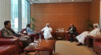KATAR - Başkan Atasoy, Katar Borsa Başkanlığını Ziyaret Etti
