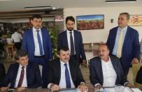 ÜÇPıNAR - Başkan Duruay, Büyükşehir İle İstişare Toplantısı Yaptı