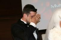 ALI EMIRI EFENDI - Başkan Yağcı Nikah Şahitliği Yaptı, Damat Gözyaşlarını Tutamadı