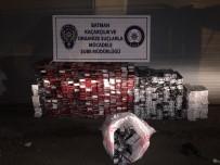 Batman'da 64 Bin Paket Kaçak Sigara Ele Geçirildi