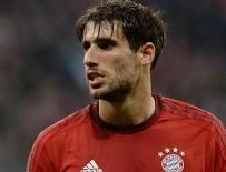 MÜNİH - Bayern Münih'te Javi Martinez sezonu kapattı