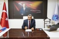 SELAHATTIN GÜRKAN - Belediye Başkanı Gürkan'ın Berat Kandili Mesajı