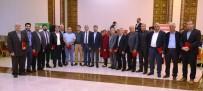 UĞUR POLAT - Belediye Başkanı Polat AK Parti Yeşilyurt İlçe Teşkilatını Ağırladı
