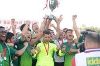 TİMSAH - Bursaspor'un U19 Takımı Şampiyon Oldu