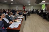 HAZINE MÜSTEŞARLıĞı - Büyükşehir Meclisinde 'Kredi' Tartışması