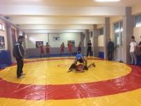 Çıldır'da Güreş Müsabakaları Kıran Kırana Geçti