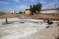 Cizre Belediyesinden Minibüsler İçin Yeni Otogar