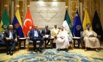 KUVEYT EMIRI - Cumhurbaşkanı Erdoğan, Kuveyt Emiri İle Baş Başa Görüştü