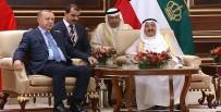 KUVEYT EMIRI - Cumhurbaşkanı Erdoğan Kuveyt'te
