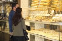 DÜĞÜN SEZONU - Düğün Sezonu Açıldı, Gram Altına Talep Arttı