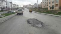 ELMALıK - Edremit Belediyesinden Hummalı Çalışma