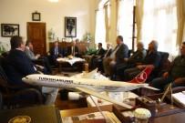 OKUL BİNASI - Edremit Sivil Havacılık Yüksek Okulu Binasına Kavuştu