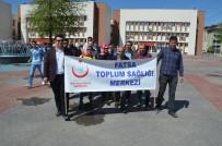 SAĞLIK TARAMASI - Fatsa'da 'Sağlıklı Yaşam Yürüyüşü'