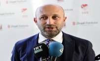 FLORYA - Galatasaray'da Yeni Sportif Direktör Cenk Ergün