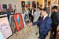 OSMAN HAMDİ BEY - Gebzeli Picasso'lar Resim Sergisini Açtı