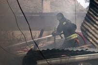 KOZALAK - Gümüşhane'de Yangın