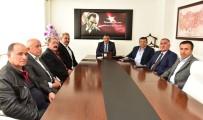 SELAHATTIN GÜRKAN - İmam Zeynel Abidin Vakfı Başkanı Karaduman'dan 'Eşit Mesafe' Vurgusu