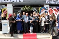 MEHMET YAVUZ - Kafkas Erzurum Şubesi Açıldı