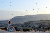 Kapadokya'da Nisan Ayında Turist Artışı Yaşandı