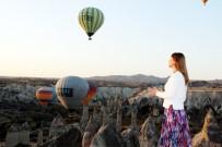 Kapadokya'da Turist Artışı