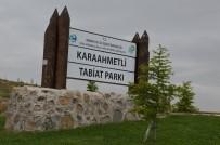 KARAAHMETLI - Kırıkkale'nin İlk Ve Tek Tabiat Parkı
