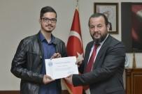 KMÜ Öğrencisinden Türkiye İkinciliği
