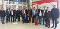 OTOMASYON - Konyalı Sanayiciler Hannover Messe Fuarı'nı Ziyaret Etti