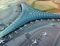 SABİHA GÖKÇEN HAVALİMANI - Kuveyt'in yeni havalimanına Türk imzası