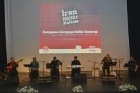 TÜRKAN SAYLAN - Maltepe'de İran Sineması Keyfi