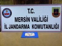 KARGıPıNARı - Mersin'de 250 Adet Ecstasy Hap Ele Geçirildi