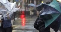 Meteorolojiden Erzincan'a Fırtına Uyarısı