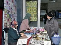 KADIN SIĞINMA - Metro Sanat Galerisi'nde Kadın Danışma Birimleri Kermesi