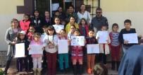 TURHAN SELÇUK - Milas'ta Minik Karikatüristlerin Eserleri Görücüye Çıkıyor