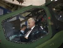 KARA KUVVETLERİ KOMUTANI - Milli helikopter Atak görücüye çıktı