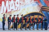 SAVAŞ UÇAĞI - Rusya'da 72'Nci Zafer Günü Kutlamaları