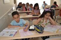 YEŞILTEPE - Semt Konakları Seçme Sınavına 4 Bin Kişi Girdi