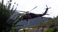 Şırnak Kırsalındaki 4 Bölgede Operasyon Sürüyor