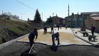 YAYLABAŞı - Süleymanpaşa Belediyesi'nin Yol Yapım Ve Onarım Çalışmaları