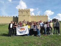 Sungurlu MYO Öğrencileri Purulliya Bahar Bayramı Törenlerine Katıldı