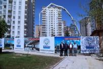 TALAS BELEDIYESI - Talas Belediyesi 8. Caminin Temelini Attı