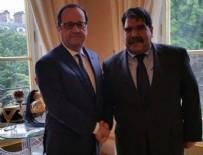 ELYSEE SARAYı - Hollande, Salih Müslim'i kabul etti