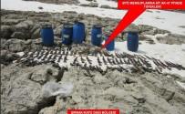 1 EYLÜL - TSK Açıklaması 'Bin 127 Sığınak Kullanılamaz Hale Getirildi'