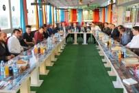 UŞAKSPOR - Uşak'ta Amatör Futbol Takımları El Ele