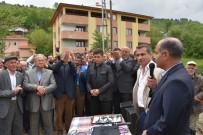 GÖKÇELER - Vali Aktaş, Akkışla Köyünü Ziyaret Etti